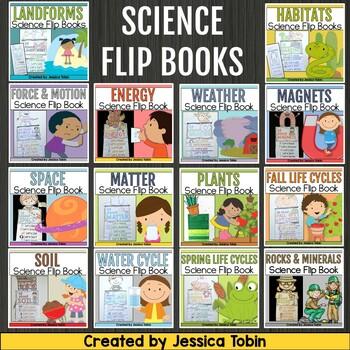 Science Flip Books Bundle