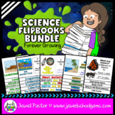 Science Flip Books BUNDLE (Water Cycle Flip Book and MORE)
