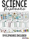 Science Flipbooks MEGA-PACK (54 flipbooks included)