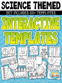 Science Flippable Interactive Templates {Zip-A-Dee-Doo-Dah Designs}