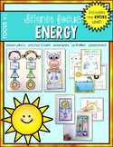 Science Focus #2: Energy In Our Lives