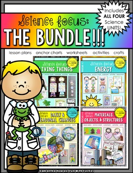 Science Focus: The BUNDLE!!!