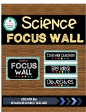 Science Focus Wall Headers
