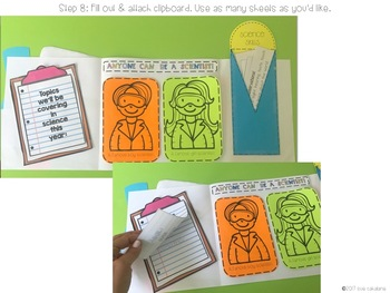 Science Foldable