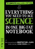 Science For Middle School : The Complete Middle School Study Guide