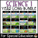 Science For Special Education (Growing Bundle)