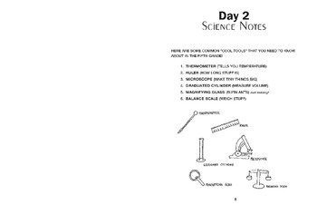 Science For Success: Interactive Science Notes
