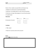 Science Force and Motion- 2 activities