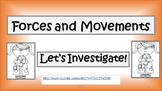 Forces and Movement for Young Scientists -Tutorial, Tasks
