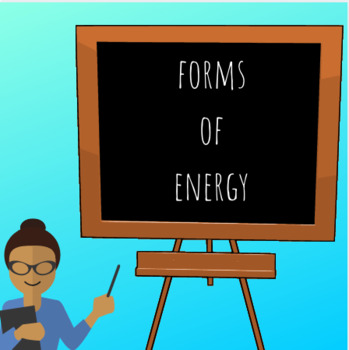 Science Forms of Energy Power Point