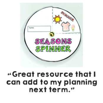 Science Foundation Year Bundle Living Things, Materials, Seasons & Movement