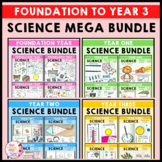 Science Foundation Year One Two Three Mega Bundle
