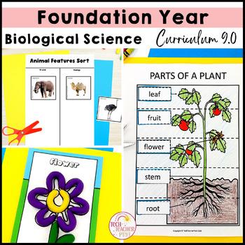 Science Foundation Year Biological Sciences Australian Curriculum