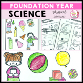 Science Foundation Year Physical Sciences Australian Curriculum