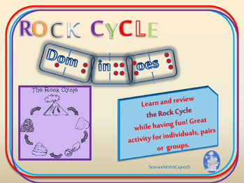 Science Fun and Games: Rock Cycle Dominoes