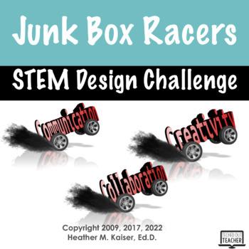 STEM Design Challenge: Junk Box Racer