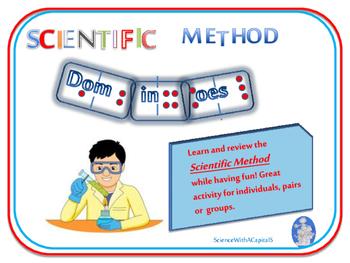 Science Fun and Games: Scientific Method Dominoes