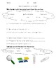 Science Fusion 3rd Grade Unit 1 Quizzes - Investigating Questions