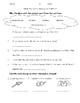 Science Fusion 3rd Grade Unit 9 Quizzes - Matter