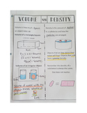 Science Fusion 4th Grade Interactive Notebook Unit 4 & 5 (Matter Prop. & Change)