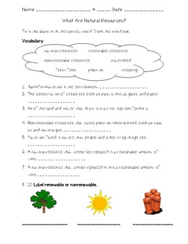 Science Fusion - 4th Grade - Unit 4 - Energy and Ecosystems - Quizzes