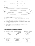 Science Fusion - 4th Grade - Unit 8 - Lesson 3 - What Are Some Chemical Changes?