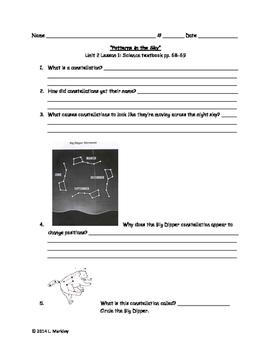 Science Fusion 4th grade Science Printables Units 2 - 5