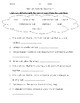 Science Fusion 5th Grade Unit 9 Quizzes - The Rock Cycle