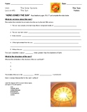 Science Fusion 8th Gr - Space Science - The Solar System: THE SUN