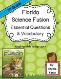 Science Fusion Essential Question Cards 4x6 - Florida 1st Grade