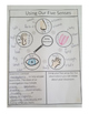 Science Fusion 4th Grade Interactive Notebook Unit 1 (Stud