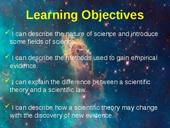 Science Fusion Unit 1, Lesson 1 Scientific Knowledge notes