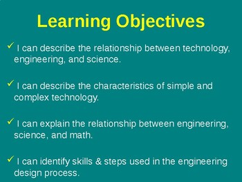 Science Fusion Unit 1, Lesson 4 Engineering Design Process notes