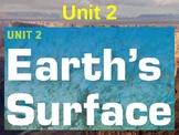 Science Fusion Unit 2, Lesson 1 Erosion & Deposition by Wa