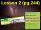 Science Fusion Unit 4, Lesson 2 Relative Dating notes