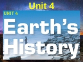 Science Fusion Unit 4, Lesson 4 The Geologic Time Scale notes