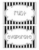 Science Fusion Unit 5 Vocabulary - 4th Grade