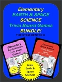 "Science Game: Elementary Bundle Space Science ""Making Scie"
