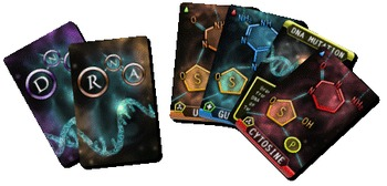 Biology Game - LINKAGE: A DNA Card Game