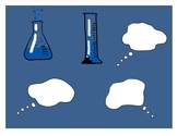 Science Gear and Thought Bubbles