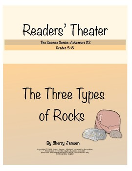 Science Genies Adventure #2: The Three Types of Rocks