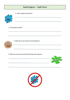 Science - Germs and Bacteria - Curriculum for Excellence - First Level STEM