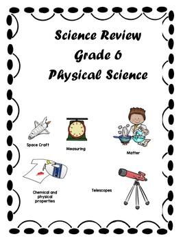 Science Grade 6 Physical Science