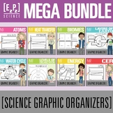 Science Graphic Organizer Mega Bundle