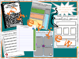 Science Graphic Organizers (Scientific Inquiry) **Digital Option!** :)