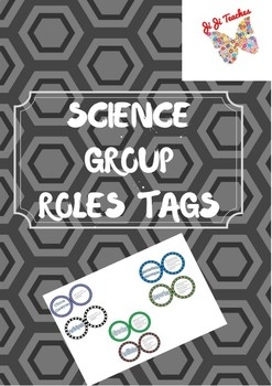 Science Group Role Tags