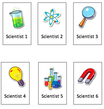 Science Group Tags
