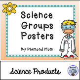 Science Groups Posters