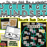 Science Growth Mindset Bulletin Board