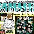 Science Growth Mindset Bulletin Board